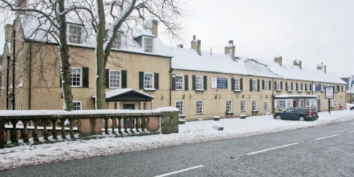 The Percy Arms Hotel, Otterburn