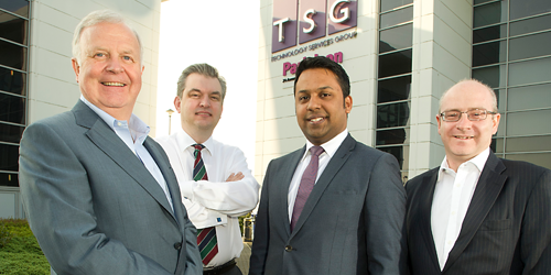 TSG acquisition of North East technology specialist saves jobs