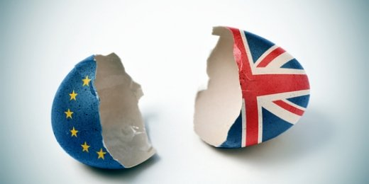 Research shows British businesses are in a strong position to face Brexit challenges,but expect at least six months of turmoil ahead