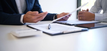 What is administrative restoration of a UK company?