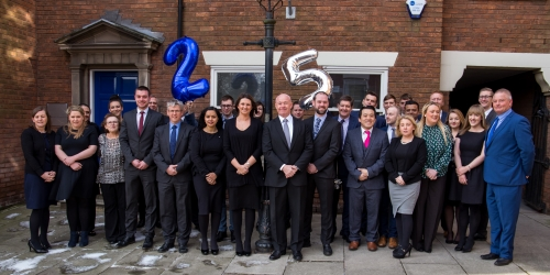 Begbies Traynor celebrates 25‐year Preston milestone