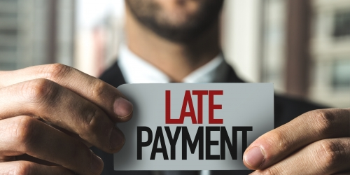 115,000 businesses waiting an average of 57 days for payment