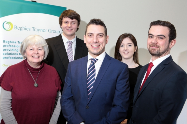 Five new recruits on board as Begbies Traynor continues to grow