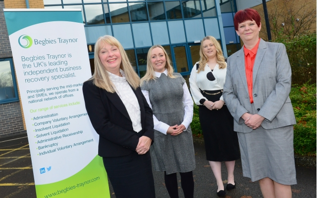 Begbies Traynor expands in Staffordshire with new offices and a growing team