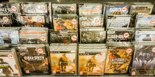 Scottish video games retailer ceases trading
