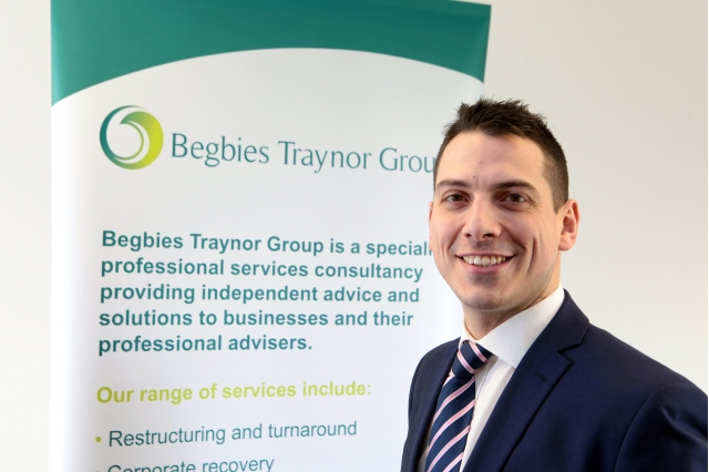 Marco appointed to key role at Begbies Traynor's Milton Keynes office