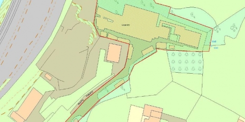 Land at Priory Lodge, Milford Haven