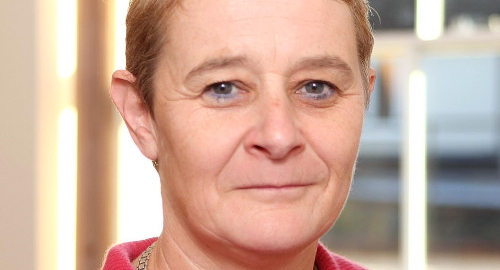 Julie Palmer shortlisted for top award