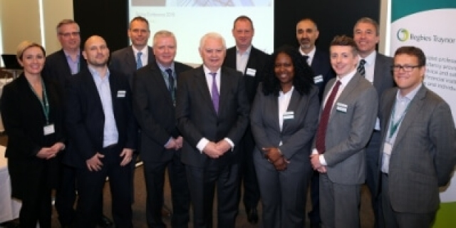 Spring Conference Prepares Manchester's Professionals For a Year of Change