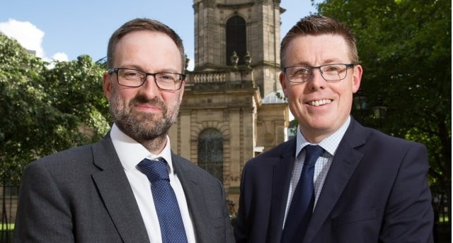 Pair promoted to Partners as Begbies Traynor continues to expand team