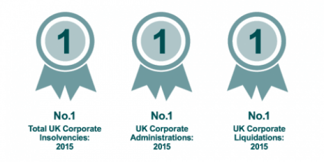 Corporate Insolvency Appointments in 2016