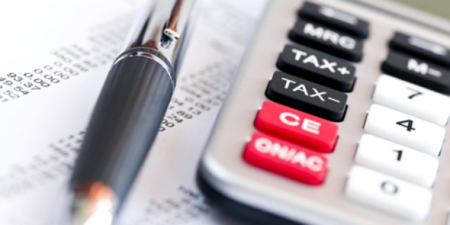 Don't Be Tempted to Ignore the Taxman