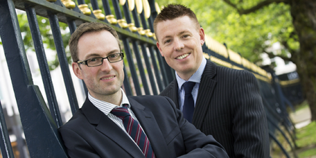 Duo made directors at Begbies Traynor's Birmingham Office