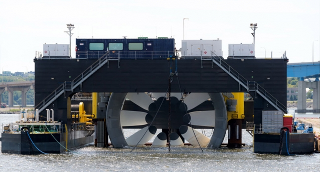 Buyer sought as Tidal Energy Company goes into administration