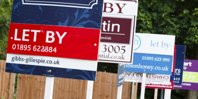 Buy-to-let market reaches five year high