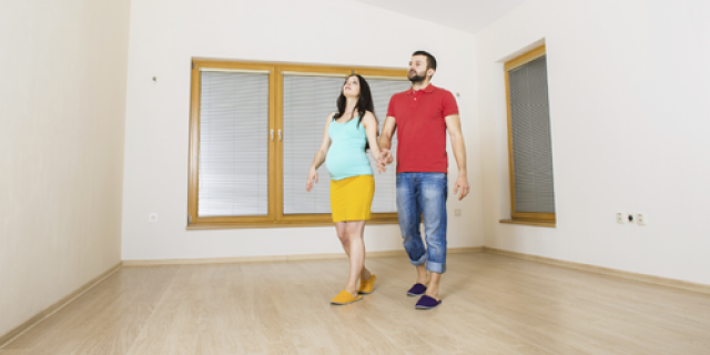 Number of first time buyers reaches six year high