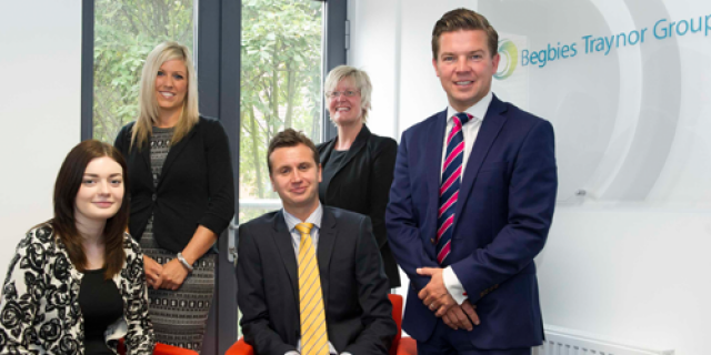 Begbies Traynor moves to larger Hull city centre office space