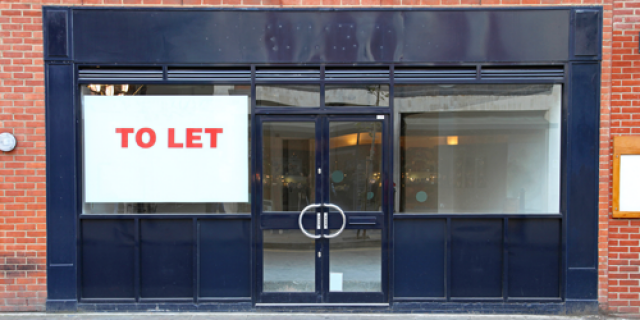High street vacancy rate slows but number of empty shops remains 'stubbornly high'