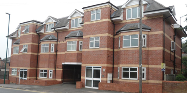 Sale agreed for Nottingham residential investment