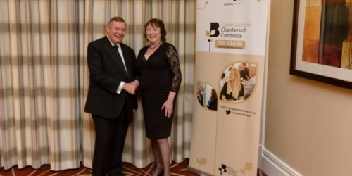 Businesswoman Mary takes up role as chair of Chambers' Board