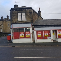 VACANT SHOP UNIT in Bradford to Let.