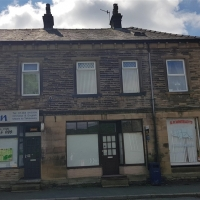 Super opportunity to acquire this mixed use and deceptively spacious stone build property set in this popular and very prominent parade of shops.