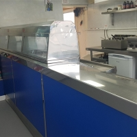 Superbly presented and equipped Fish & Chips shop.