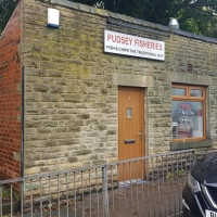 FULLY FITTED FISH AND CHIPS SHOP in Pudsey, Leeds to Let.
