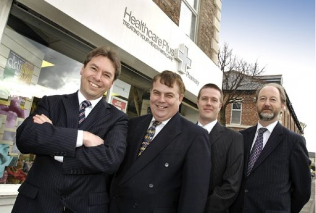 Northern Pharmacy Chain Acquired by Alliance Boots